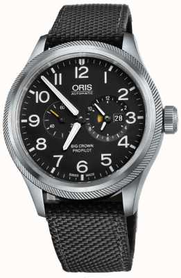 Oris Big Crown ProPilot Worldtimer Mens Watch 01 690 7735 4164-07 5 22 15FC