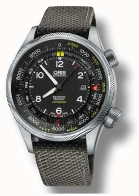 Oris Aviation Big Crown Pro Pilot 01 733 7705 4134-set 5 23 17FC