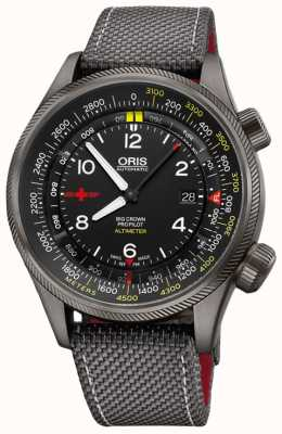 Oris Big Crown ProPilot Altimeter with Meter Scale 47mm Mens Watc 01 733 7705 4264-set 5 23 16GFC