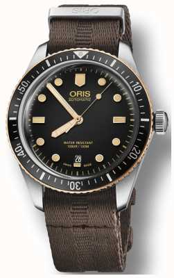 Oris Divers Sixty-Five 40mm Mens Watch 01 733 7707 4354-07 5 20 30