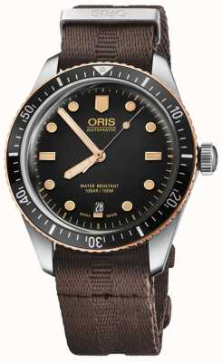 ORIS Divers Sixty-Five 40mm Mens Watch 01 733 7707 4354 07 5 20 30