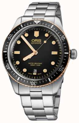 Oris Divers Sixty-Five 40mm Mens Watch 01 733 7707 4354 07 8 20 18
