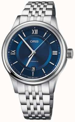 Oris Classic Date 42mm Mens Watch 01 733 7719 4075-07 8 20 10