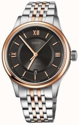 Oris Classic Date 42mm Mens Watch 01 733 7719 4373 07 8 20 12