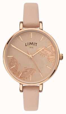Limit | Women's Secret Garden Watch | Peach Butterfly Dial | 60014