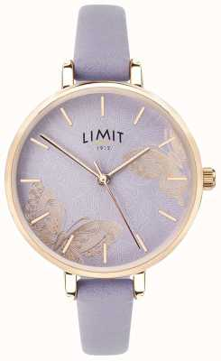 Limit | Women's Secret Garden Watch | Purple Butterfly Dial | 60015