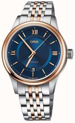 Oris Classic Date 42mm Mens Swiss Watch 01 733 7719 4375 07 8 20 12