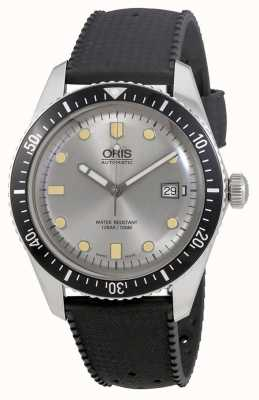 ORIS Divers Sixty-Five Automatic Silver Dial Men's Watch 01 733 7719 4051 07 4 21 18