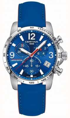 Certina Men's | DS Podium Wilvo Yamaha | Limited Edition Watch C0344171604710