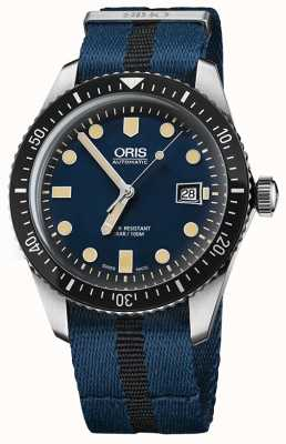 ORIS Divers Sixty-Five 42mm Mens Watch 01 733 7720 4055-07 5 21 28FC