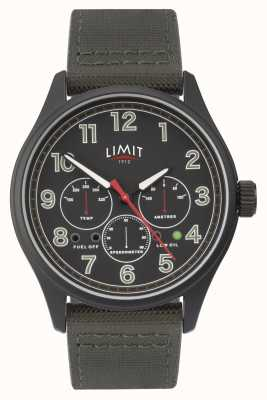 Limit | Mens Black Watch | 5969.01