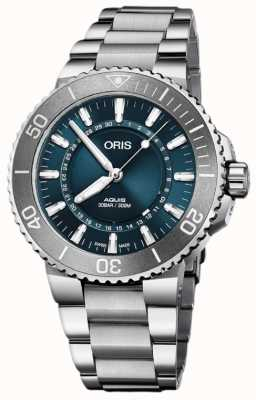 Oris Source of Life Limted Edition Mens Watch 01 733 7730 4125 Set MB