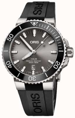 Oris Aquis Date 43.5mm Mens Watch 01 733 7730 7153-07 4 24 63TEB
