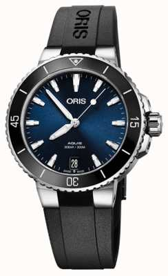 ORIS Aquis Date 36.5mm Midsize Watch 01 733 7731 4135-07 4 18 64FC