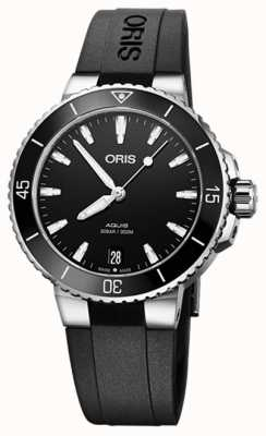 Oris Aquis Date 36.5mm Midsize Watch 01 733 7731 4154-07 4 18 64FC