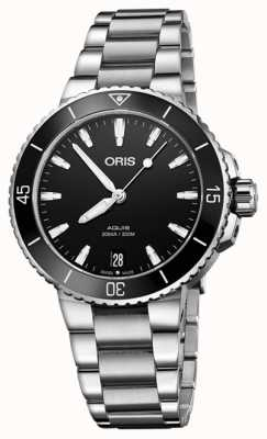 ORIS Aquis Date 36.5mm Midsize Watch 01 733 7731 4154-07 8 18 05P