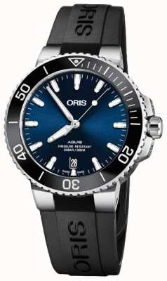 Oris Aquis Date 39.5mm Mens Watch 01 733 7732 4135-07 4 21 64FC