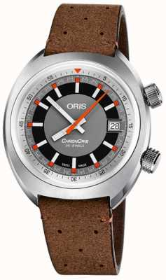 Oris Chronoris Limited Edition Automatic Watch 01 733 7737 4053-07 5 19 43