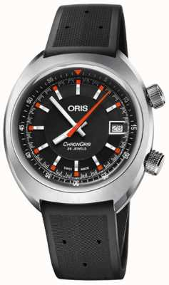 Oris Chronoris Mens Watch Date Swiss 01 733 7737 4054-07 4 19 01FC