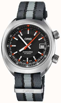 ORIS Chronoris Mens Watch Date Swiss 01 733 7737 4054-07 5 19 44