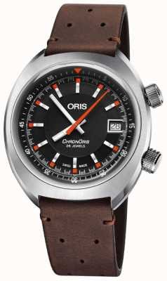 ORIS Chronoris Mens Watch Date Swiss 01 733 7737 4054-07 5 19 45