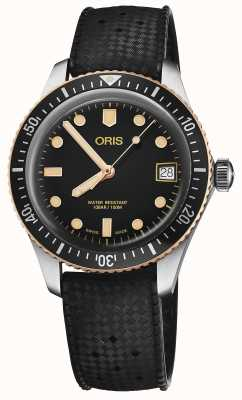 ORIS Divers Sixty Five 36mm Midsize Watch 01 733 7747 4354-07 4 17 18