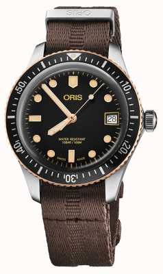 Oris Divers Sixty Five 36mm Midsize Watch 01 733 7747 4354-07 5 17 30