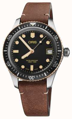 Oris Divers Sixty Five 36mm Midsize Watch 01 733 7747 4354-07 5 17 45