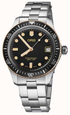 ORIS Divers Sixty Five 36mm Mens Watch 01 733 7747 4354-07 8 17 18