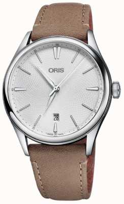 ORIS Artelier Date 40mm Mens Watch Swiss 01 733 7721 4051-07 5 21 32FC