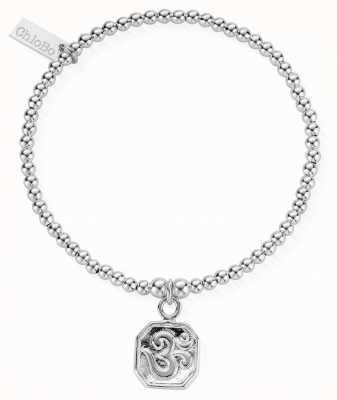 ChloBo Womens   Cute Charm Om   Bracelet SBCC627
