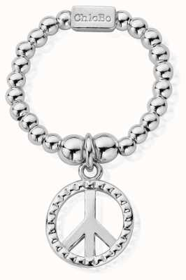 ChloBo Women's | Mini Peace | Ring SRM2124