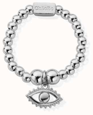 ChloBo Women's | Mini Evil Eye | Ring SRM2458