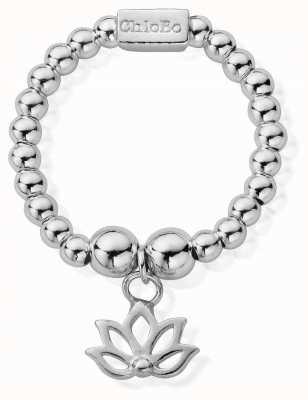 ChloBo Women's | Mini Lotus | Ring SRM2530