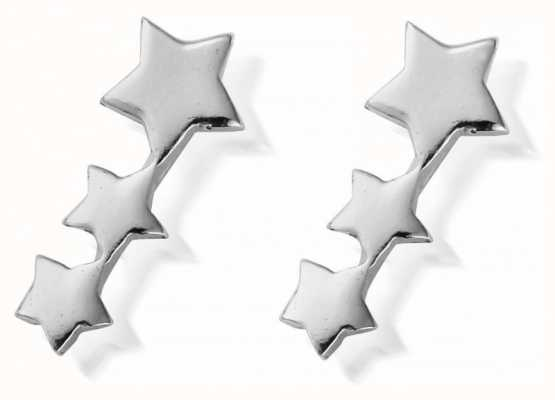 ChloBo Silver | Shooting Stars Stud | Earrings SEST186