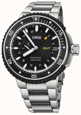 Oris ProDiver GMT 49mm Mens Watch Titanium 01 748 7748 7154-07 8 26 74PEB