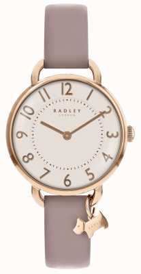 Radley Womens | Southwark Park | Pink Leather Strap RY2544