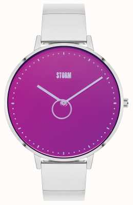 STORM Womens | Allyce Lazer Purple | Stainless Steel 47424/P