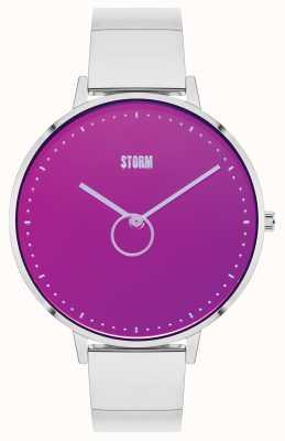STORM Womens | Allyce Lazer Purple | Stainless Steel 47424/P