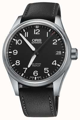 Oris Big Crown ProPilot Automatic Grey Dial Men's Watch 01 751 7697 4063-07 5 20 19FC