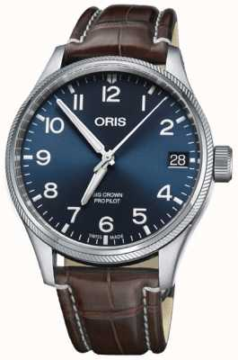 Oris Big Crown ProPilot Date 41mm Mens Watch 01 751 7697 4065-07 1 20 72FC