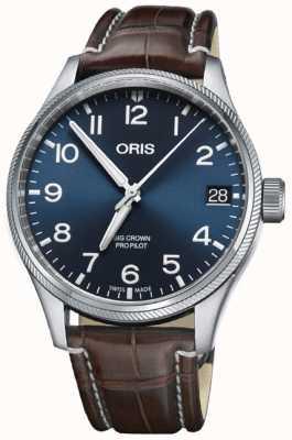 Oris Big Crown ProPilot Date 41mm Mens Watch 01 751 7697 4065-07 1 20 72FC