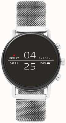Skagen Connected Falster 2 Stainless Steel Mesh Smartwatch SKT5102