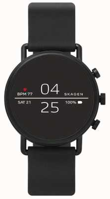 Skagen Connected Smartwatch Black Silicone SKT5100