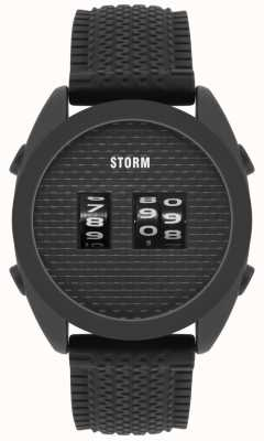 STORM | Kombi Slate Watch | Black IP 47412/SL