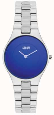 STORM | Zelia Lazer Blue Stainless Steel Watch | 47416/B