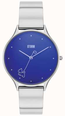 STORM | K-Nine Lazer Blue Watch | 47419/LB
