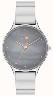 STORM | Alana Curvex Grey Watch | 47421/GY