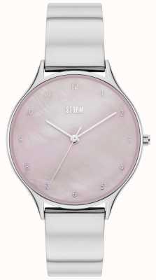 STORM | Alana Curvex Pink Watch | 47421/PK