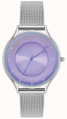 STORM | Celestia Violet Stainless Steel Watch | 47422/V